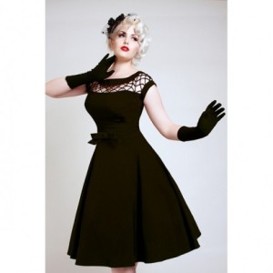 bettie_page_alike_cirkle_dress_black